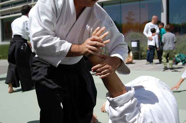 best martial arts for small guys aikido