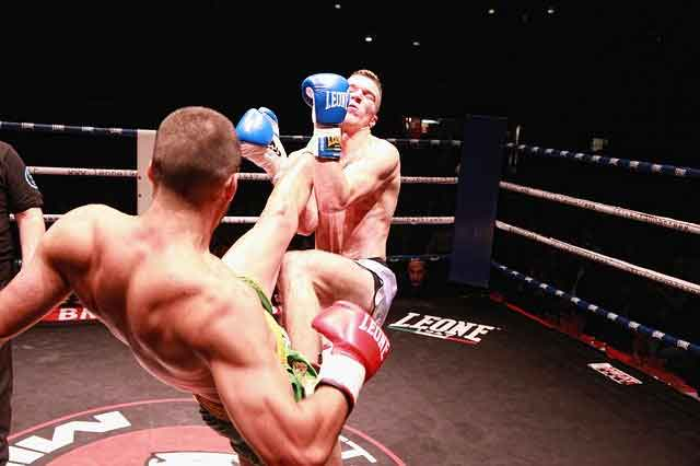 best martial arts for small guys muay thai