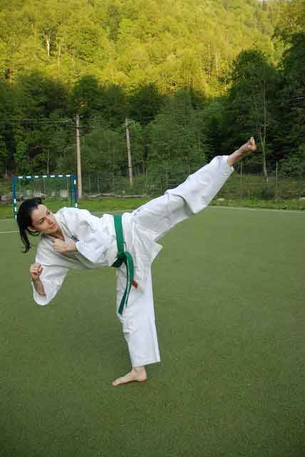Best martial art for fitness: Taekwondo