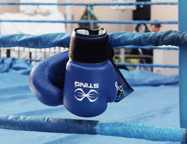 easiest martial arts to learn: boxing