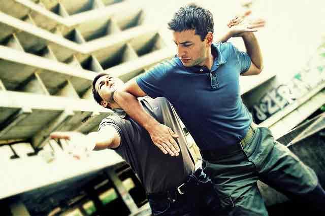 best martial arts for street fighting: krav maga