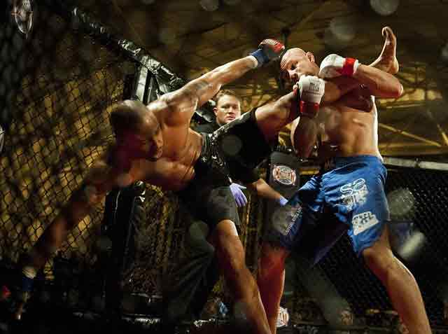 best martial arts for street fighting: mma