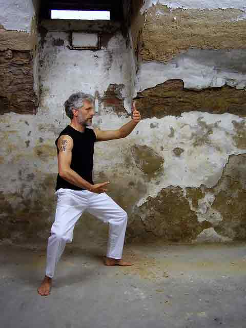 too old to start learning martial arts: tai chi